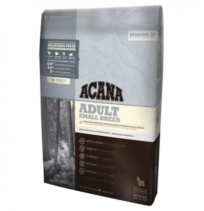 Acana Adult Small breed сухой корм для собак малых пород 6 кг.
