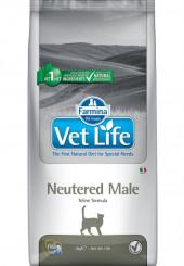 Farmina Vet Life Neutered Male сухой корм для кастрированных котов 10 кг